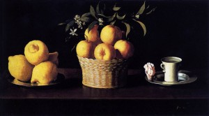Francisco_de_Zurbarán_-_Still-life_with_Lemons,_Oranges_and_Rose_-_WGA26062