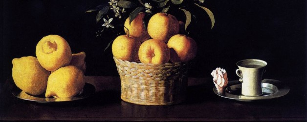 Still, Life: Zurbaran and Van Morrison